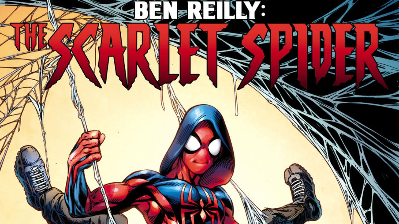 can marvel just go ahead and end ben reilly scarlet spider
