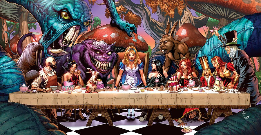 ZENESCOPE Launches Annual Comics Festival For VIP Members Only