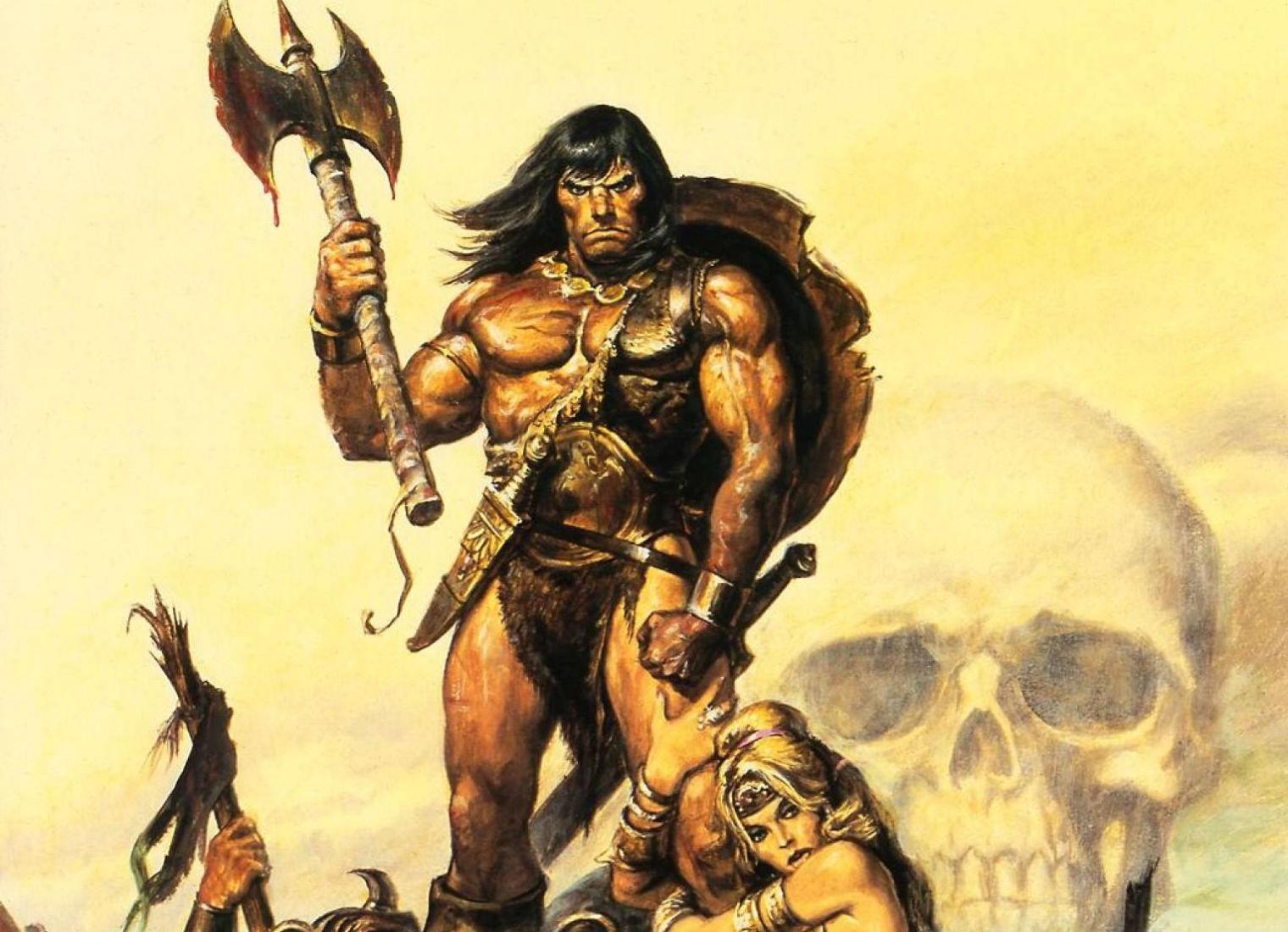 Amazon's Conan TV Series is Reportedly DOA | Bleeding Fool