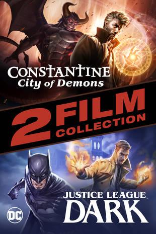 Constantine: City of Demons vs Justice League Dark