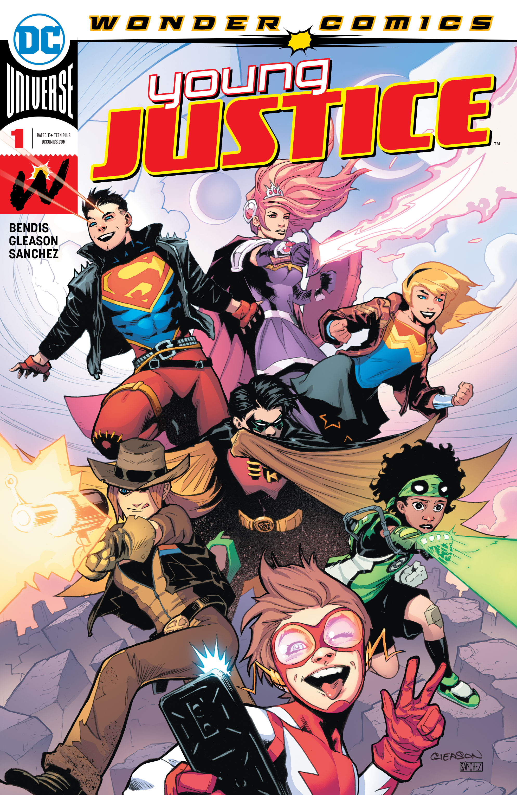 Young Justice #1 Review: Did It Get the 'Bendis' Treatment