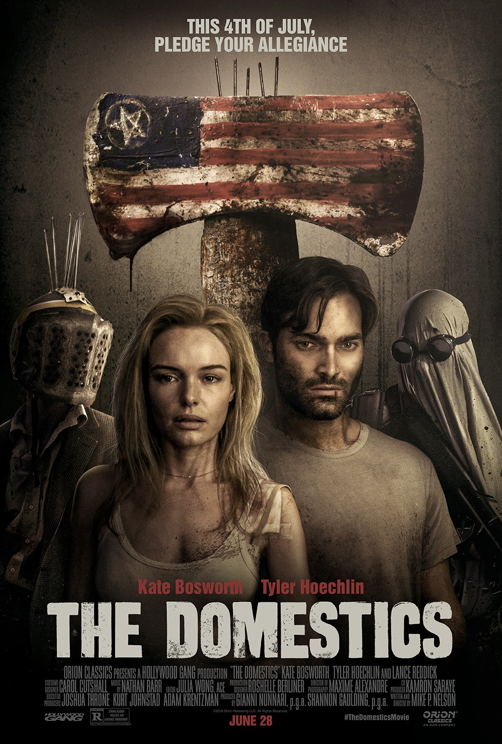 Hulu Original: The Domestics (Review) | Bleeding Fool