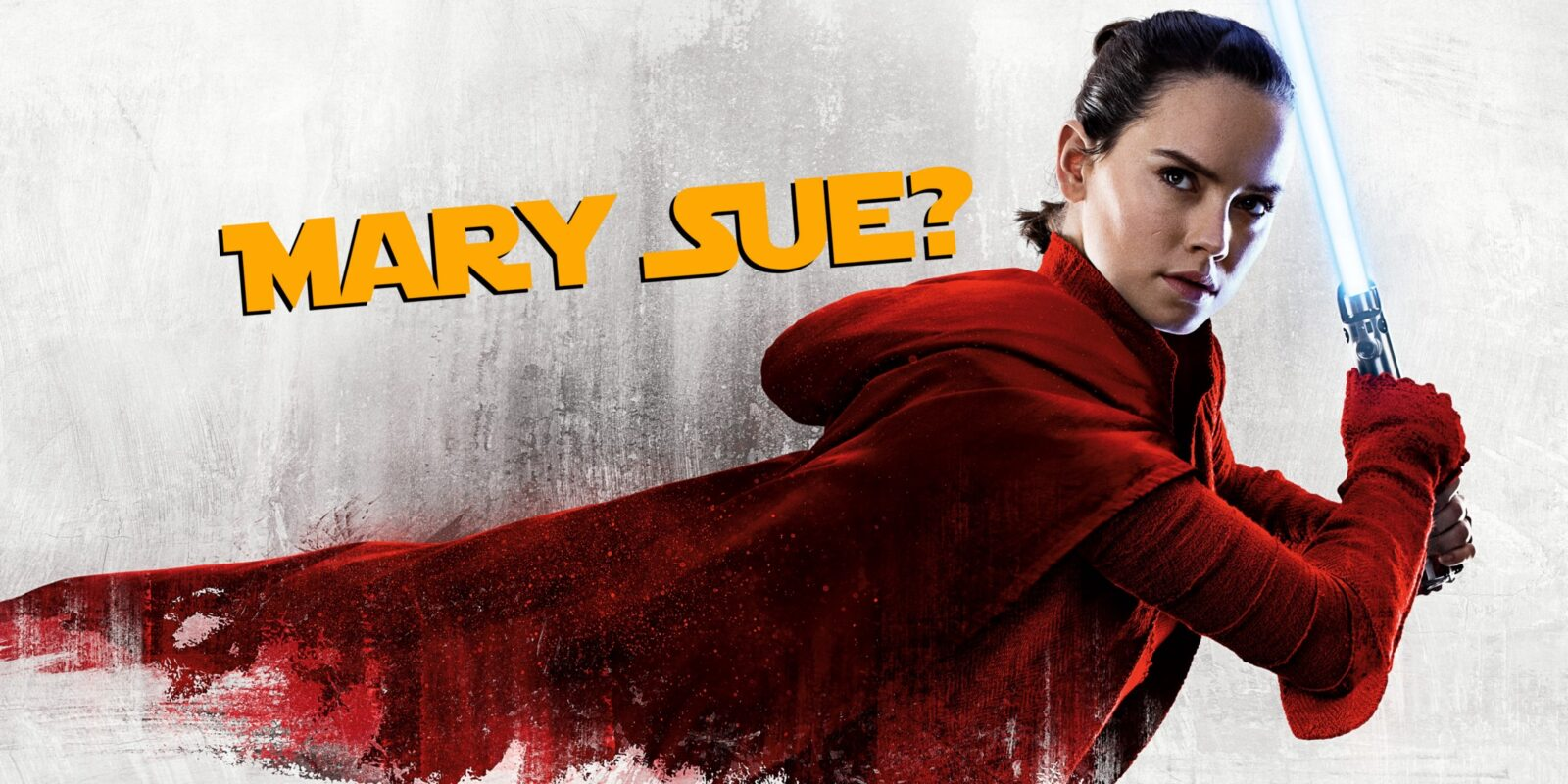 storycraft  is it wrong or sexist to think rey is a  u0026 39 mary