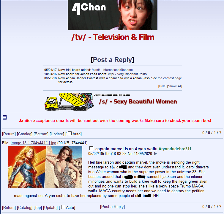Most Messed Up 4chan Posts
