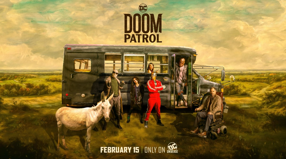 Watch a Free Preview of Doom Patrol Episode 1 – Bleeding Fool
