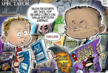 SJW Comics Books