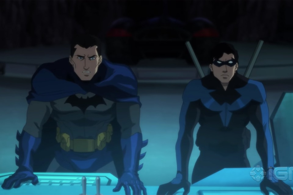 Watching Today S Dc Animation Is A Game Of Pc Bingo Bleeding Fool