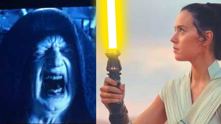 Star Wars Now We Learn Rey Was Daughter Of Failed Palpatine Clone Bleeding Fool