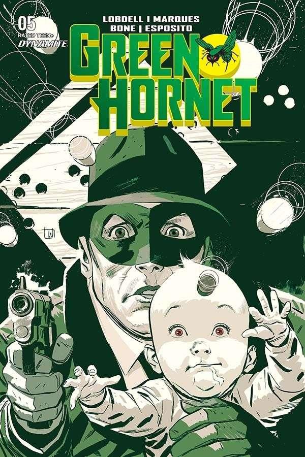 Green Hornet Issue 5