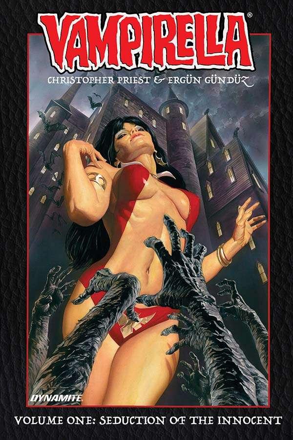 Vampirella seduction of the innocent