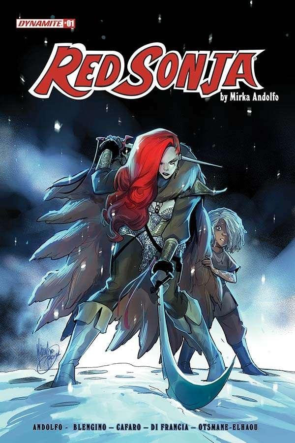Red Sonja Vol6 #1