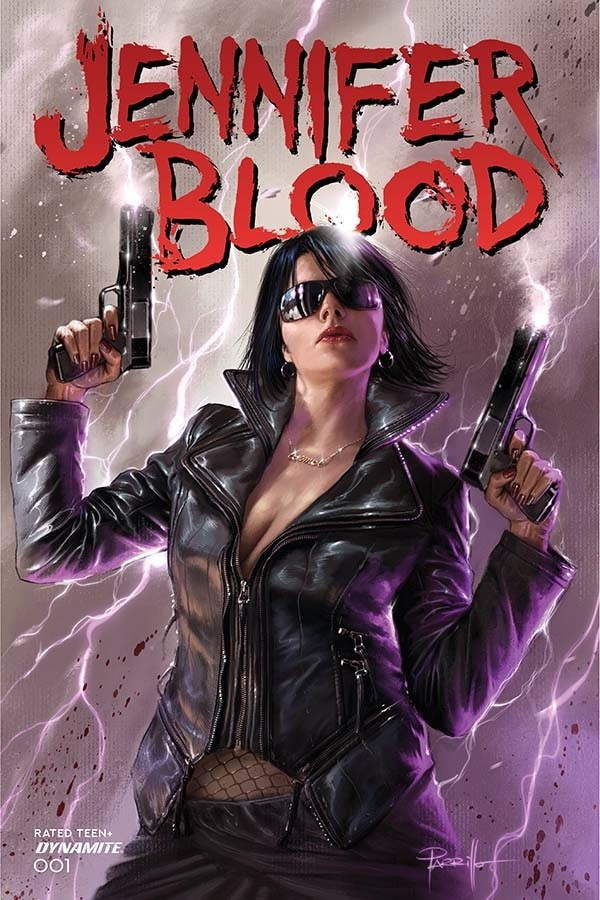 Jennifer Blood #1